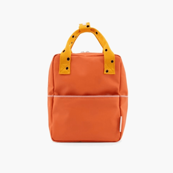 Small Freckles Backpack | Carrot Orange