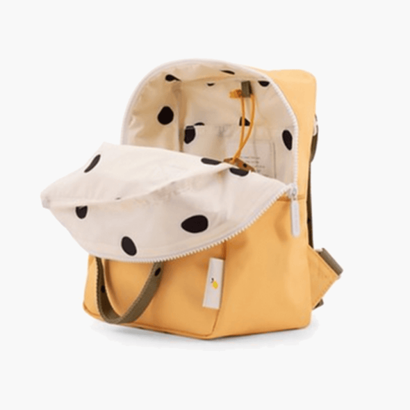Small Freckles Backpack | Retro Yellow