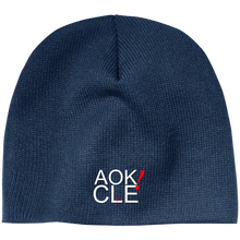 Load image into Gallery viewer, AOK! CLE 100% Acrylic Beanie