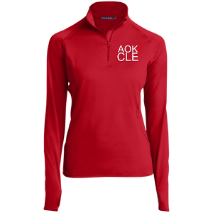AOK! CLE Thumbhole Performance Pullover