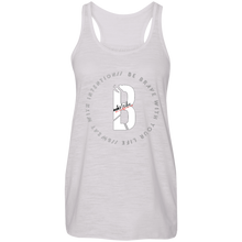 Load image into Gallery viewer, Flowy Tribe Racerback Tank