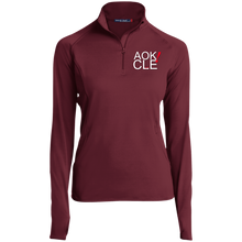 Load image into Gallery viewer, AOK! CLE Thumbhole Performance Pullover