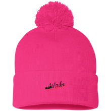 Load image into Gallery viewer, Tribe Pom Pom Knit Cap in 6 colors