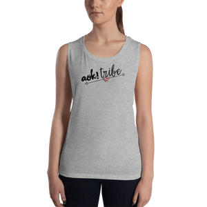 AOK! Tribe Ladies' Muscle Tank