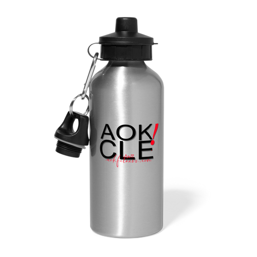 AOK! CLE H2O - silver