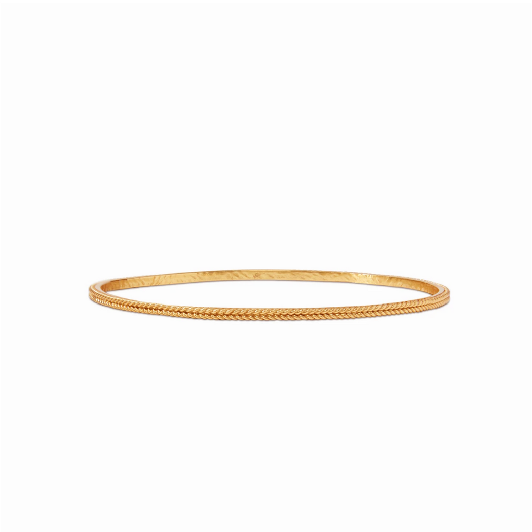 Julie Vos Calypso Stacking Bangle - Medium