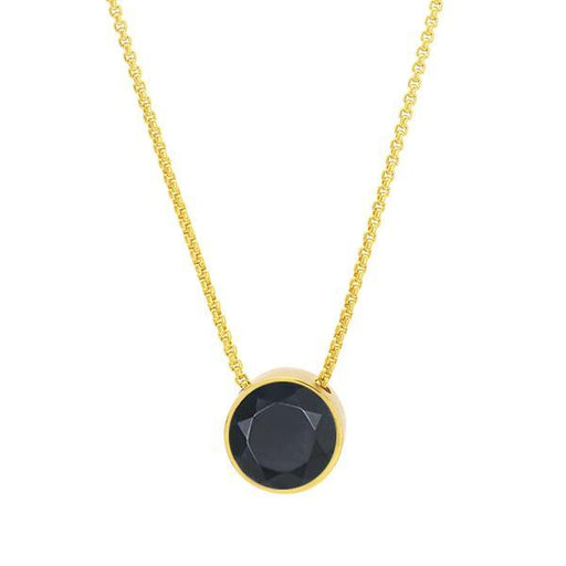 Signature Knockout Pendant - Black Onyx