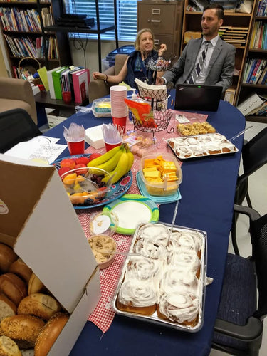 Teachers' Breakfast Donation — Lower School