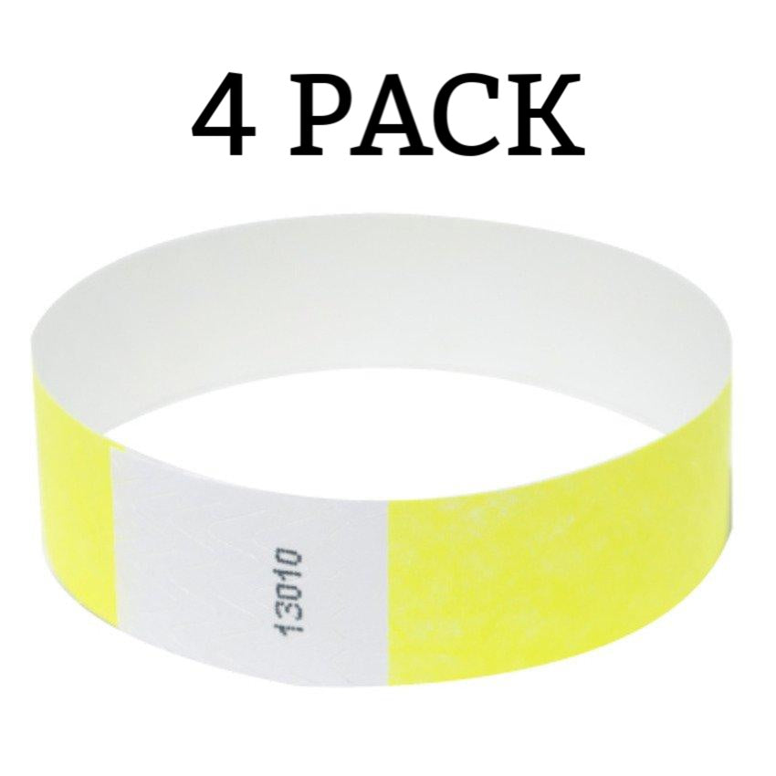 Carnival Wristband Bundle