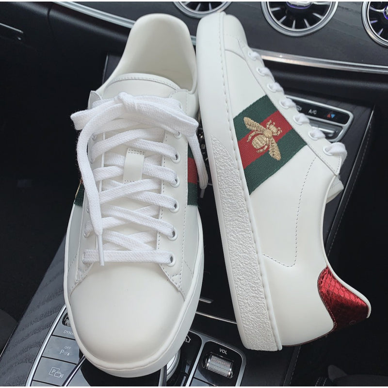 GUCCI ACE BEE GREEN