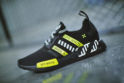 NMD x VIRGIL OFF WHITE CUSTOM