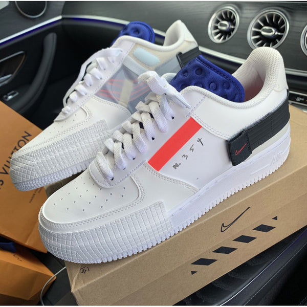 NIKE AIR FORCE 1 N354 WHITE