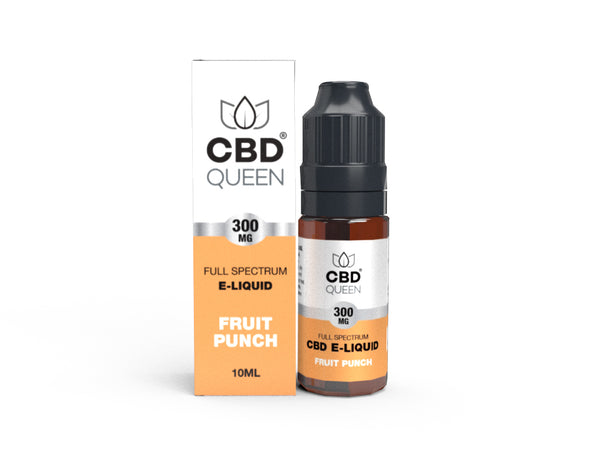 Fruit Punch - CBD E-Liquid