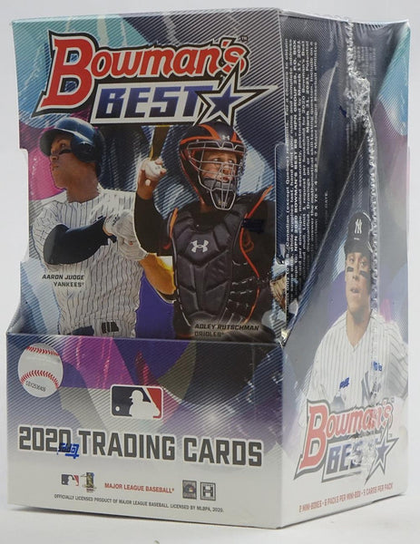 2020 Bowman's Best Baseball Hobby Box