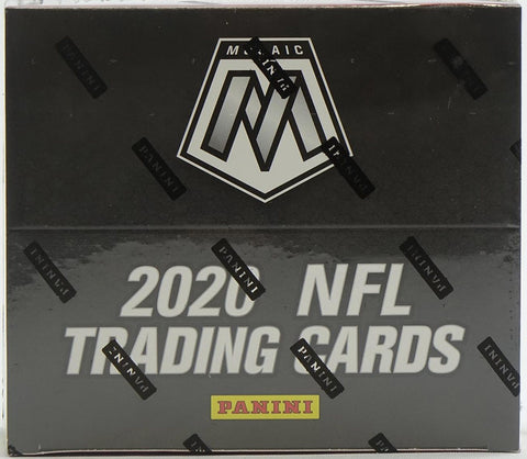 2020 Panini Mosaic No Huddle Football Hobby Box