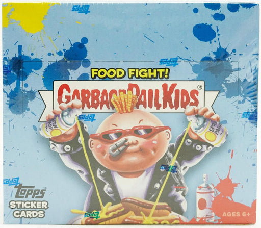 2021 Topps Garbage Pail Kids Food Fight Series 1 Hobby Box