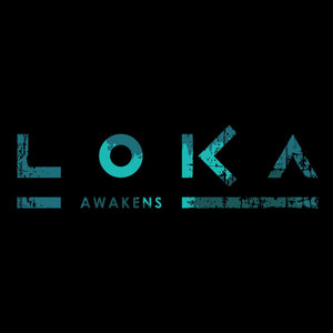 LOKA-AWAKENS | Black Tee
