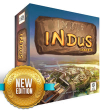 Load image into Gallery viewer, INDUS 2500BCE | FLIP & WRITE STRATEGY GAME