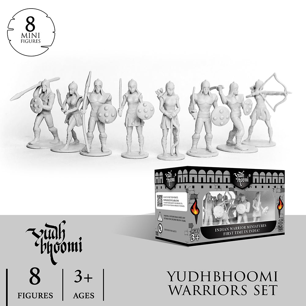 YUDHBHOOMI | Warriors Set