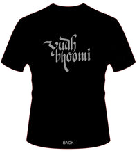 Load image into Gallery viewer, YUDHBHOOMI | Black Tee