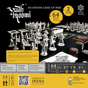 yudhbhoomi warriors miniatures indian figures war toys india cool new best