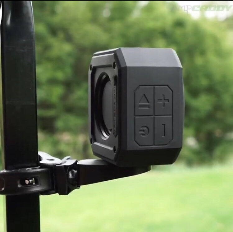 Ampcaddy Bluetooth Golf Speakers