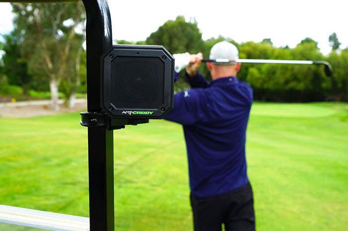Golf Bluetooth Speaker and Mount Version 3 Pro