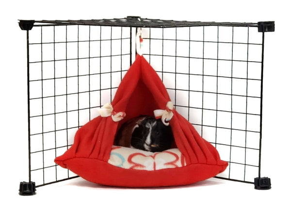 ferret tent fleece bed absorbent