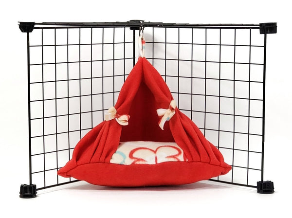 ferret nation cage accessory fleece bed