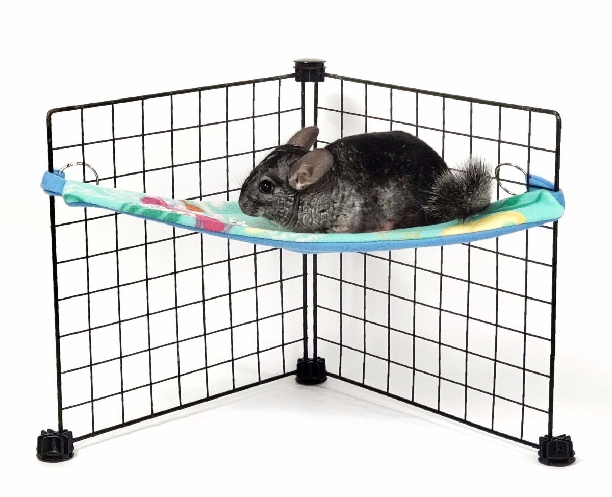 chinchilla ledge fleece absorbent