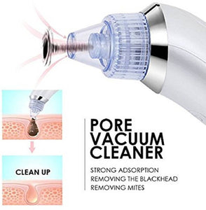 Original Face Cleaning DermaSection Suction Vacuum Tool