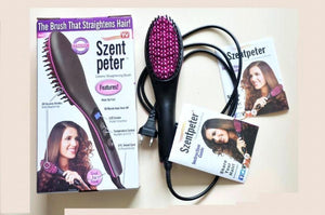 Simply Straight: Electric Hair Straightener