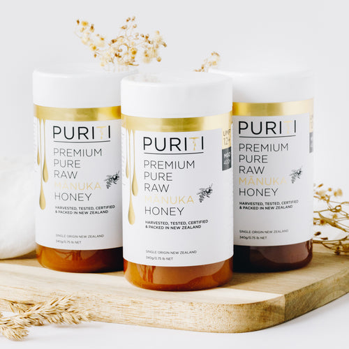 PURITI Manuka 12+ 340g Saver Bundle