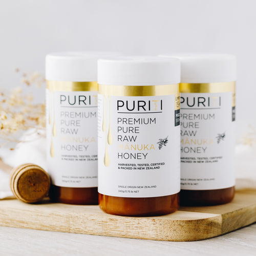 PURITI Manuka 15+ 340g Saver Bundle