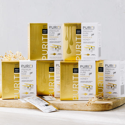 PURITI Manuka 10+ Snap Pack Bundle