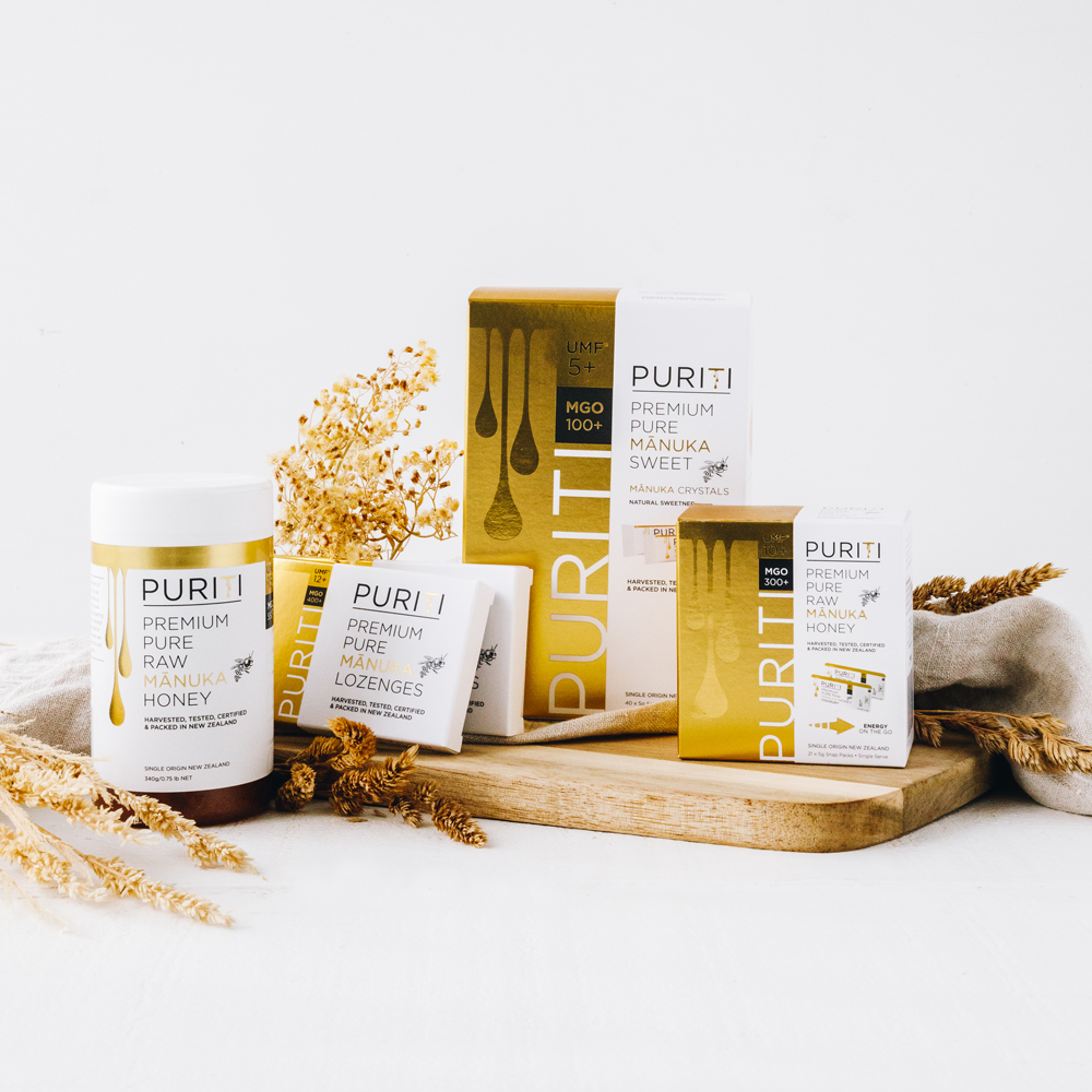 MANUKA HONEY WELLNESS PACKAGE
