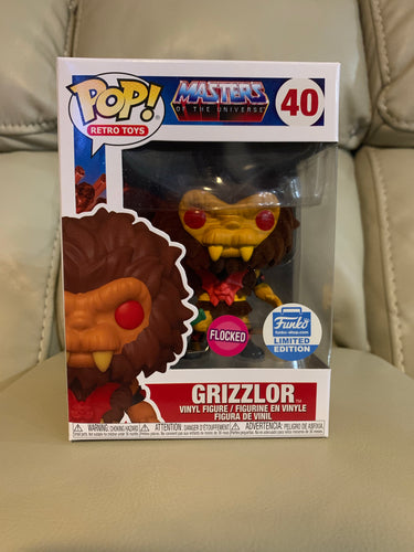 Funko Pop! Grizzlor Flocked