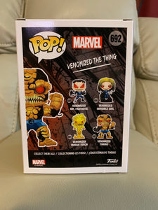 Funko Pop! Venomized The Thing