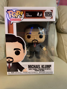 Funko Pop! Michael Klump