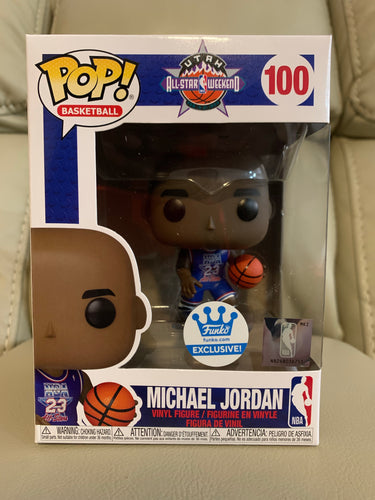 Funko Pop! Michael Jordan (All-Star)