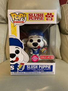 Funko Pop! Slush Puppie (Flocked)
