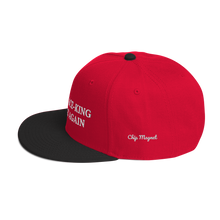 Load image into Gallery viewer, MAGA Snapback Hat