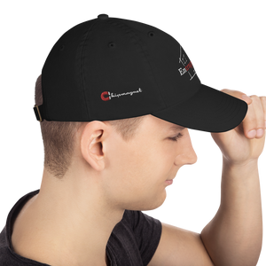 Champion Trap Hat (White/Red)
