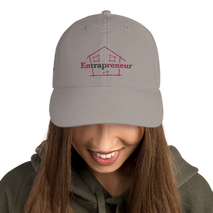 Champion Trap Hat (Pink/Blk)
