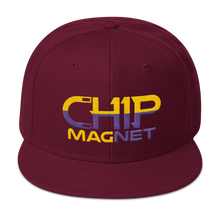 Load image into Gallery viewer, Purple/Gold Snapback