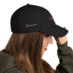 Champion Trap Hat (Pink/White)
