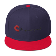 Load image into Gallery viewer, CMagnet! Red/Blk Snapback