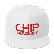 Load image into Gallery viewer, Red/White Snapback