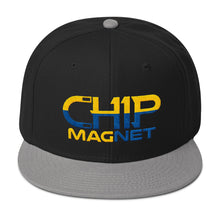 Load image into Gallery viewer, Gold/Royal Blue Snapback