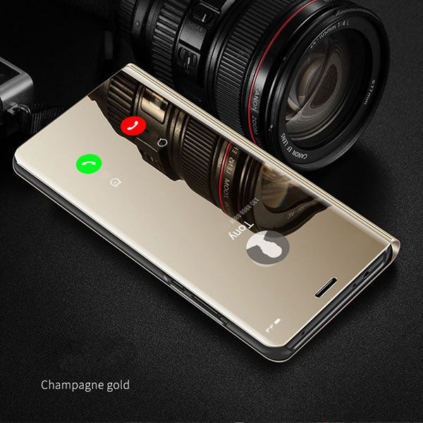 Samsung Phone Cover Protective Shell Bracket Mirror